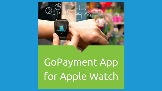GoPayment App for Apple Watch