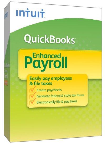 Intuit QuickBooks Enhanced Payroll