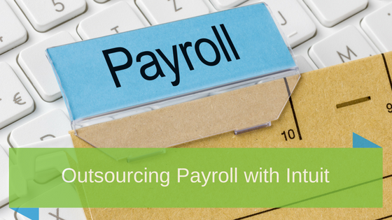Outsourcing Payroll with Intuit
