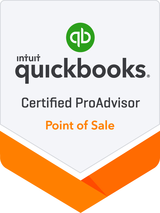 QuickBooks Certified ProAdvisor - Point Of Sale