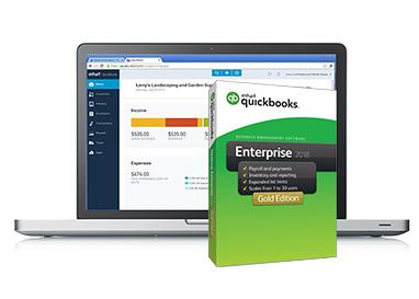 QuickBooks Enterprise 2018