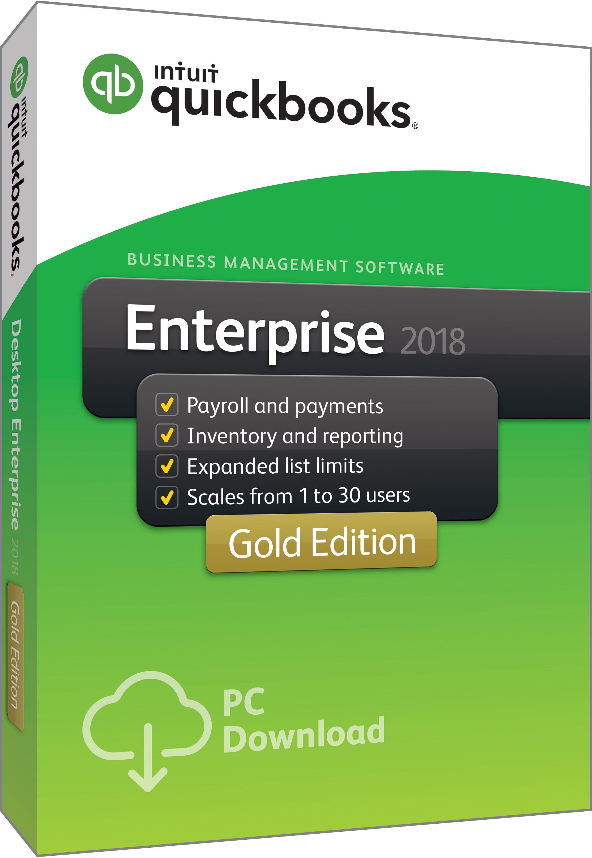 Intuit QuickBooks Enterprise 2018