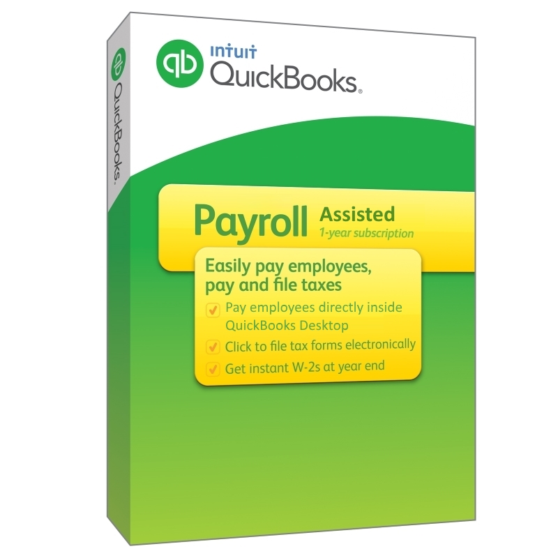 Intuit Assisted Payroll