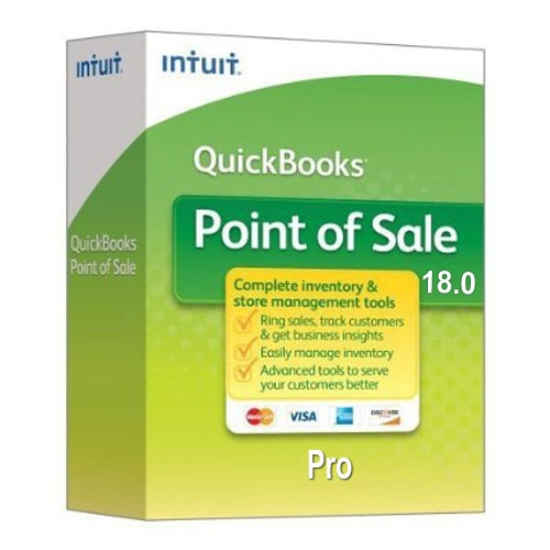 QuickBooks Point of Sale version 18.0