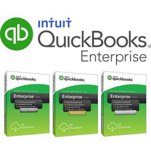 quickbooks 2018 enterprise